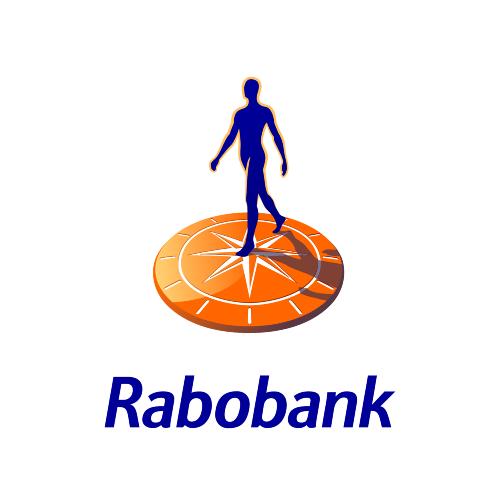 Hoofdsponsor Rabobank