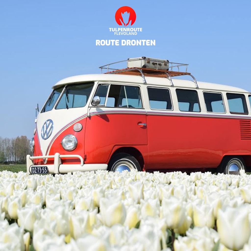 Bestel tickets voor de route in Dronten!